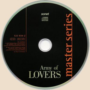 CD-Army of Lovers