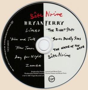 CD-Bryan Ferry -Bete Noire
