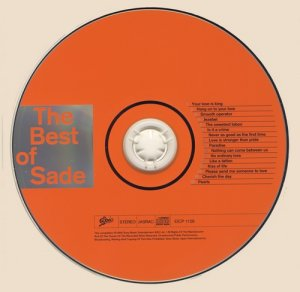 CD-Sade - The Best Of Sade