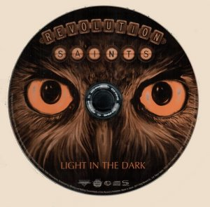 CD-Revolution Saints - Light In The Dark