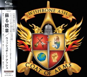 Wishbone Ash - Coat Of Arms