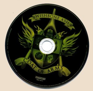 CD-Wishbone Ash - Coat Of Arms