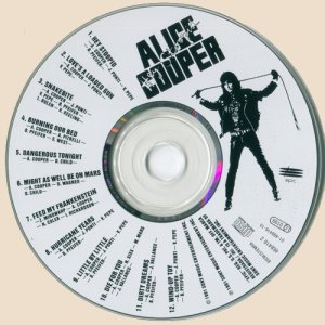 CD-Alice Cooper - Hey Stoopid (1991)