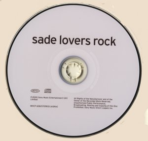 CD-Sade - Lovers Rock