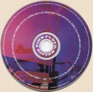 CD-Pink Floyd - Relics