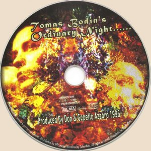 CD-Tomas Bodin - An Ordinary Night In My Ordinary Life