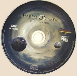 CD-Harem Scarem - Change The World