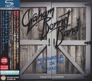 Graham Bonnet Band - Meanwhile Back In The Garag