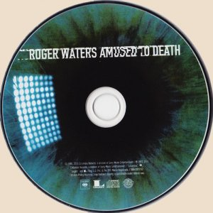 CD-Roger Waters - Amused To Death