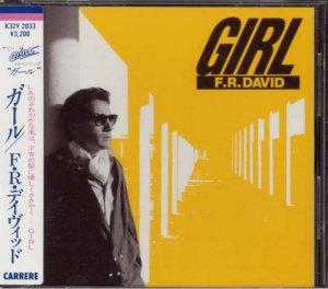 F.R. David - Girl