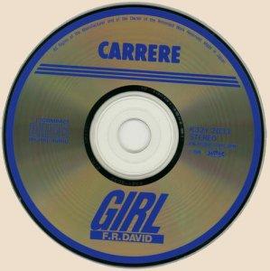 CD-F.R. David - Girl