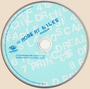 CD-Robert Miles - Dreamland