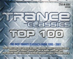 The best trance classics from 1995-2001