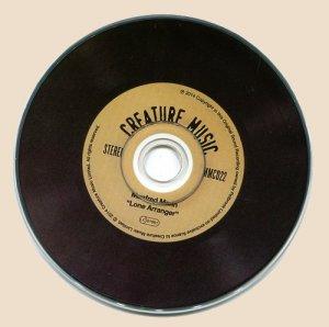 CD-Manfred Mann - Lone Arranger