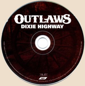 CD-Outlaws - Dixie Highway