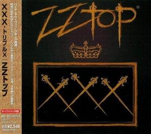CD-ZZ Top - XXX