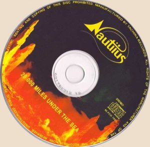 CD-Nautilus - 20000 Miles under The Sea