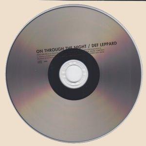 CD-Def Leppard - On Through The Night