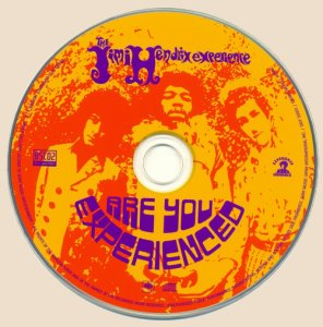 CD-The Jimi Hendrix Experience - Are You Experienced