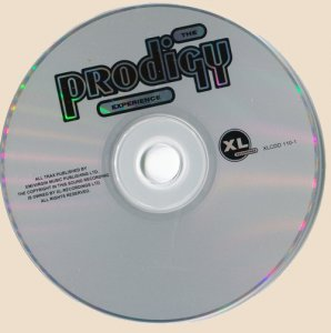 The Prodigy - Experiens (CD)