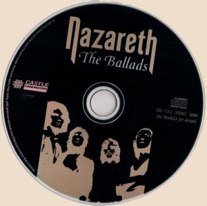 CD-Nazareth - The Ballads