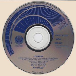 CD-Pyromania