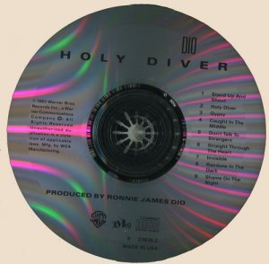 Holy Diver (1983)