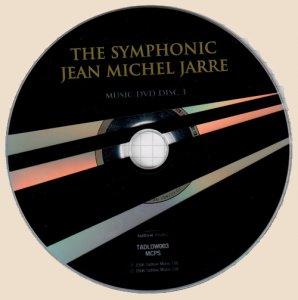 The Symphonic ADVD