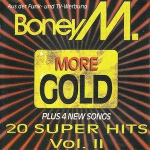 Boney M. - More Gold 20 Super Hits (1993)