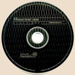 CD-American Blues Box (2006)