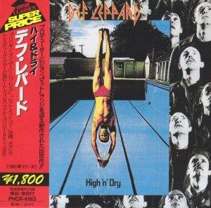 Def Leppard - High' N' Dry