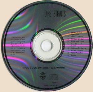 Dire Straits (CD)