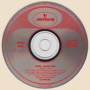 Animal Magnetism (CD)