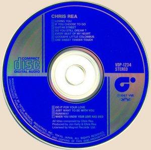 Chris Rea (cd)