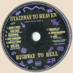 Highway To Hell_CD