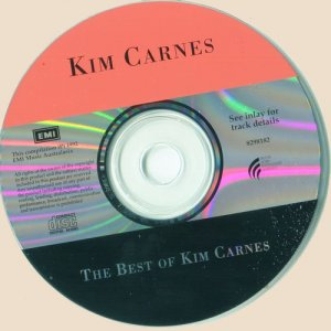 The Best Of Kim Carne_CD