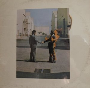 Pink Floyd - Wish You Were Here -1975 LP