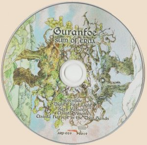 Guranfoe - Sum of Erda (2019) CD