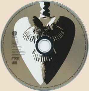 Mark Knopfler - Golden Heart_CD