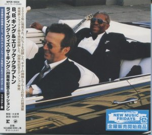 B.B. King and Eric Clapton - Riding With The King (2000)