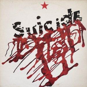 Suicide - Suicide (1977) LP