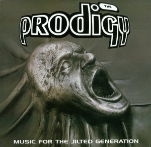 Prodigy - Music For The Jilted Generation (1994) LP
