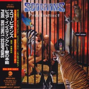 Scorpions - Pure Instinct (1996) Flac