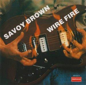 Savoy Brown - Wire Fire (1975)