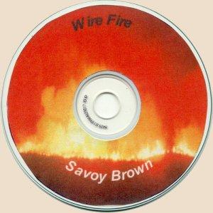 Savoy Brown - Wire Fire (1975) CD