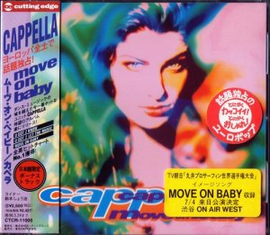 Cappella - Move On Baby (1994) Japan