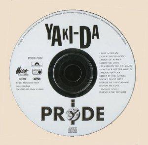 Yaki-Da - Pride (1995)