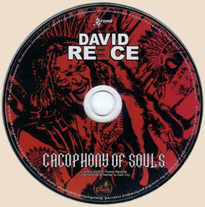 Cacophony of Souls_CD