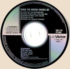 Q5 - When The Mirror Cracks_CD