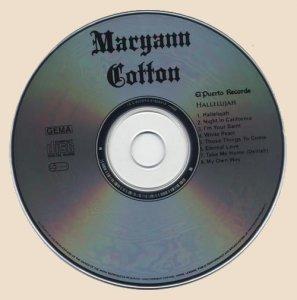 Maryann Cotton - Hallelujah (CD)